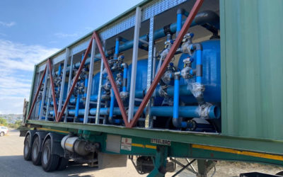 Reverse Osmosis Plant Upgrade