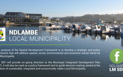Notice of intention to review the Ndlambe Spatial Development Framework and request for interested and affected parties