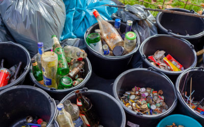 Recycling in Kenton